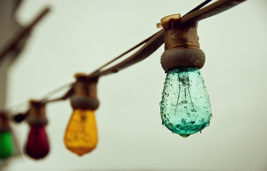 Уровни влагозащиты светильников